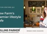 Restaurant Business in New Farm