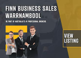 Professional Business in Warrnambool