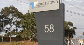 Factory, Warehouse & Industrial commercial property sold at 12/58 Mahoneys Road Thomastown VIC 3074