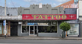 Showrooms / Bulky Goods commercial property for lease at 361 St Georges Road Fitzroy North VIC 3068