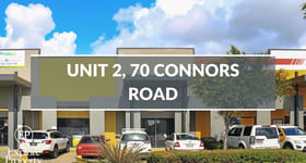 Factory, Warehouse & Industrial commercial property for sale at 2/70 Connors Road Paget QLD 4740