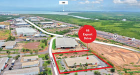 Factory, Warehouse & Industrial commercial property for lease at 66 Export Drive East Arm NT 0822