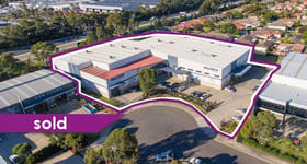 Factory, Warehouse & Industrial commercial property sold at Moorebank NSW 2170