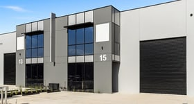 Factory, Warehouse & Industrial commercial property for sale at 15 (Lot 620) Corporate Boulevard Bayswater VIC 3153