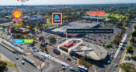 Showrooms / Bulky Goods commercial property for lease at 495 Burwood  Highway Vermont South VIC 3133