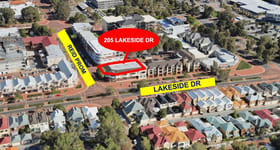 Offices commercial property for lease at 205 Lakeside Drive Joondalup WA 6027