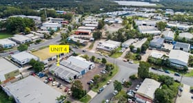 Factory, Warehouse & Industrial commercial property for lease at Unit 4/4 Leo Alley Road Noosaville QLD 4566