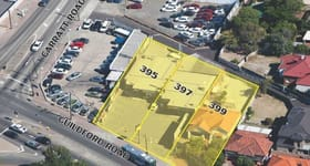 Development / Land commercial property sold at 395, 397 and 399 Guildford Road Bayswater WA 6053
