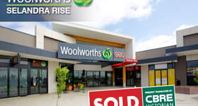 Shop & Retail commercial property sold at 1 Corner of Linsell Boulevard and Selandra Boulevard Clyde North VIC 3978