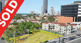 Development / Land commercial property sold at 30 Lawson Street Southport QLD 4215