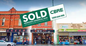 Shop & Retail commercial property sold at 566 Station Street Box Hill VIC 3128