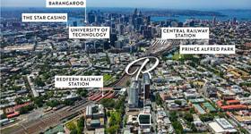 Development / Land commercial property sold at 104-116 Regent Street Redfern NSW 2016