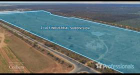 Development / Land commercial property for sale at 3-20 Greentek Court Koorlong VIC 3501