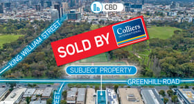 Development / Land commercial property for sale at 119 Greenhill Road Unley SA 5061