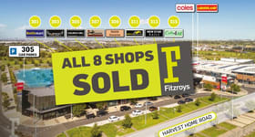 Shop & Retail commercial property sold at 301-315 Harvest Home Road Epping VIC 3076