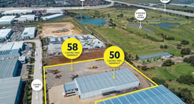 Factory, Warehouse & Industrial commercial property for sale at 50-58 Castro Way Derrimut VIC 3026