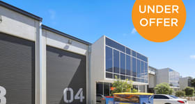 Factory, Warehouse & Industrial commercial property sold at 4/21-35 Ricketts Road Mount Waverley VIC 3149