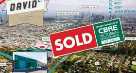Factory, Warehouse & Industrial commercial property sold at 17 David Street Richmond VIC 3121