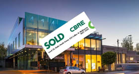 Offices commercial property sold at 414 Toorak Road Toorak VIC 3142