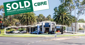 Development / Land commercial property sold at 1021 Burwood Highway Ferntree Gully VIC 3156