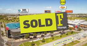 Shop & Retail commercial property sold at 317-319 Harvest Home Road Epping VIC 3076