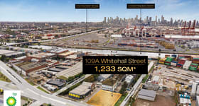 Development / Land commercial property sold at 109A Whitehall Street Footscray VIC 3011