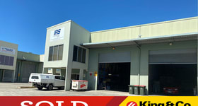 Factory, Warehouse & Industrial commercial property sold at 2/31 Londor Close Hemmant QLD 4174