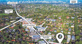 Development / Land commercial property sold at 733 High St & 2 Clyde St Kew East VIC 3102