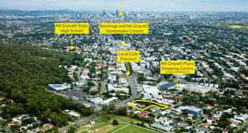 Development / Land commercial property for sale at Cnr Logan Road, Broadwater Rd and Whitley St Mount Gravatt QLD 4122