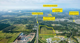 Development / Land commercial property sold at 38 Atherton Road Caboolture QLD 4510