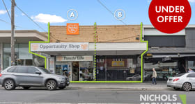 Offices commercial property sold at 452 Hampton Street Hampton VIC 3188