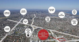 Development / Land commercial property sold at 41-49 Robbs Road West Footscray VIC 3012