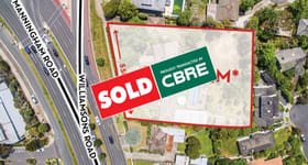Development / Land commercial property sold at 92-96 Williamsons Road Doncaster VIC 3108