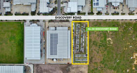 Development / Land commercial property sold at 46-50 Discovery Road Dandenong South VIC 3175