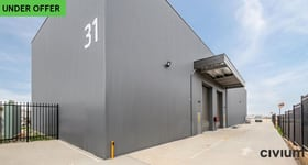 Factory, Warehouse & Industrial commercial property for sale at unit 1/31 Spongolite Street Beard ACT 2620