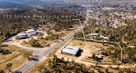 Factory, Warehouse & Industrial commercial property for sale at 195 Snowy Mountains Highway Cooma NSW 2630
