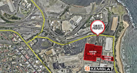Factory, Warehouse & Industrial commercial property for lease at cnr Darcy Road & Gloucester Boulevard Port Kembla NSW 2505