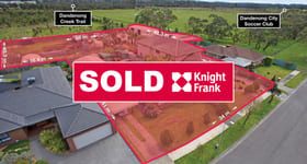 Development / Land commercial property sold at 13-15 Baileyana Drive Endeavour Hills VIC 3802