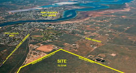 Development / Land commercial property for lease at Lot 40 & 4 Old Tarcoola  Road Port Augusta West SA 5700