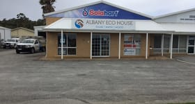 Factory, Warehouse & Industrial commercial property leased at Unit 1 89 Cockburn Road Albany WA 6330
