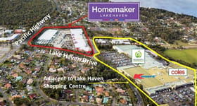 Showrooms / Bulky Goods commercial property for lease at 53 Corner Lakehaven Drive & Pacific Highway Lake Haven NSW 2263