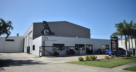 Factory, Warehouse & Industrial commercial property for lease at 21 Enterprise Street Caloundra West QLD 4551