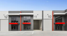 Factory, Warehouse & Industrial commercial property leased at 11/21 Cook Road Mitcham VIC 3132
