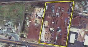 Factory, Warehouse & Industrial commercial property for lease at 123 Raglan Street Roma QLD 4455
