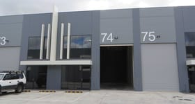 Factory, Warehouse & Industrial commercial property for lease at 74/1470 Ferntree Gully Road Knoxfield VIC 3180