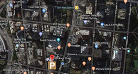 Parking / Car Space commercial property for lease at 528 Kent Street Sydney NSW 2000
