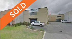 Factory, Warehouse & Industrial commercial property sold at 1/24 Juna Drive Malaga WA 6090