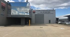 Industrial / Warehouse commercial property for sale at 45 Industrial Drive Sunshine West VIC 3020