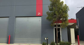 Factory, Warehouse & Industrial commercial property for lease at 21/48 Lindon Court Tullamarine VIC 3043
