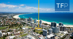 Development / Land commercial property for lease at Lot 1 Dixon Street Coolangatta QLD 4225
